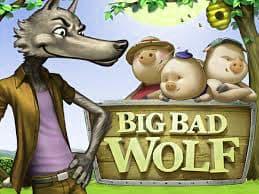 Игровой автомат про трех порсят и волка Big Bad Wolf