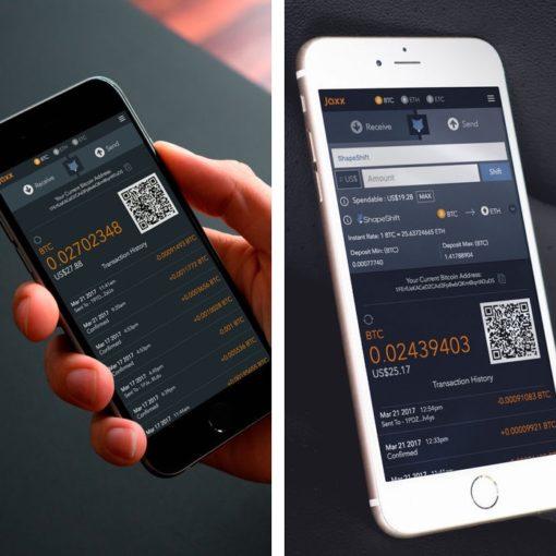 Создаем биткоин кошелек: онлайн, Windows, Andorid и iOS