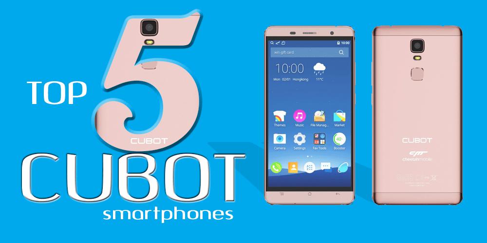 Знакомимся со смартфонами бренда Cubot. Обозреваем лучшие модели