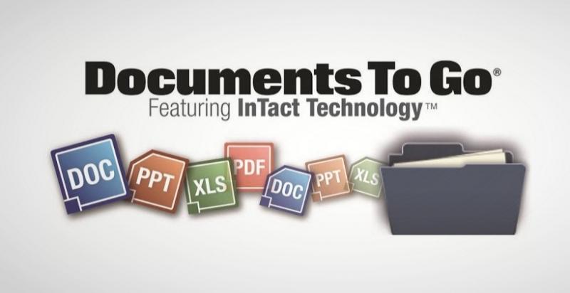 Documents To Go Premium - офисный пакет для iPad