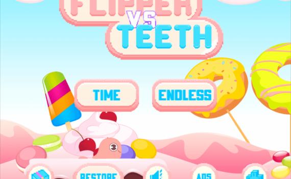 Жвачка против зубов