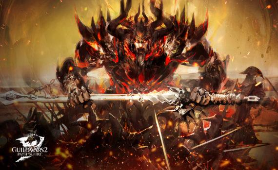 Торжество, посвященное девятилетней годовщине Guild Wars, стартует 22 Апреля