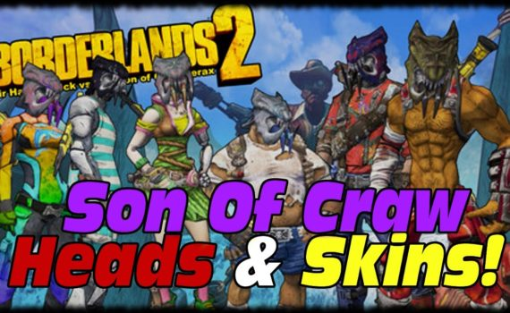 Новое пятое дополнение Headhunter для Borderlands 2 уже доступно