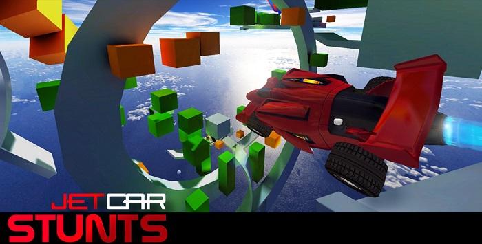 Игра Jet Car Stunts выходит на PSN, XBLA и PC