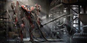 Релиз MechRunner на PS4, Vita и PC состоится в июле