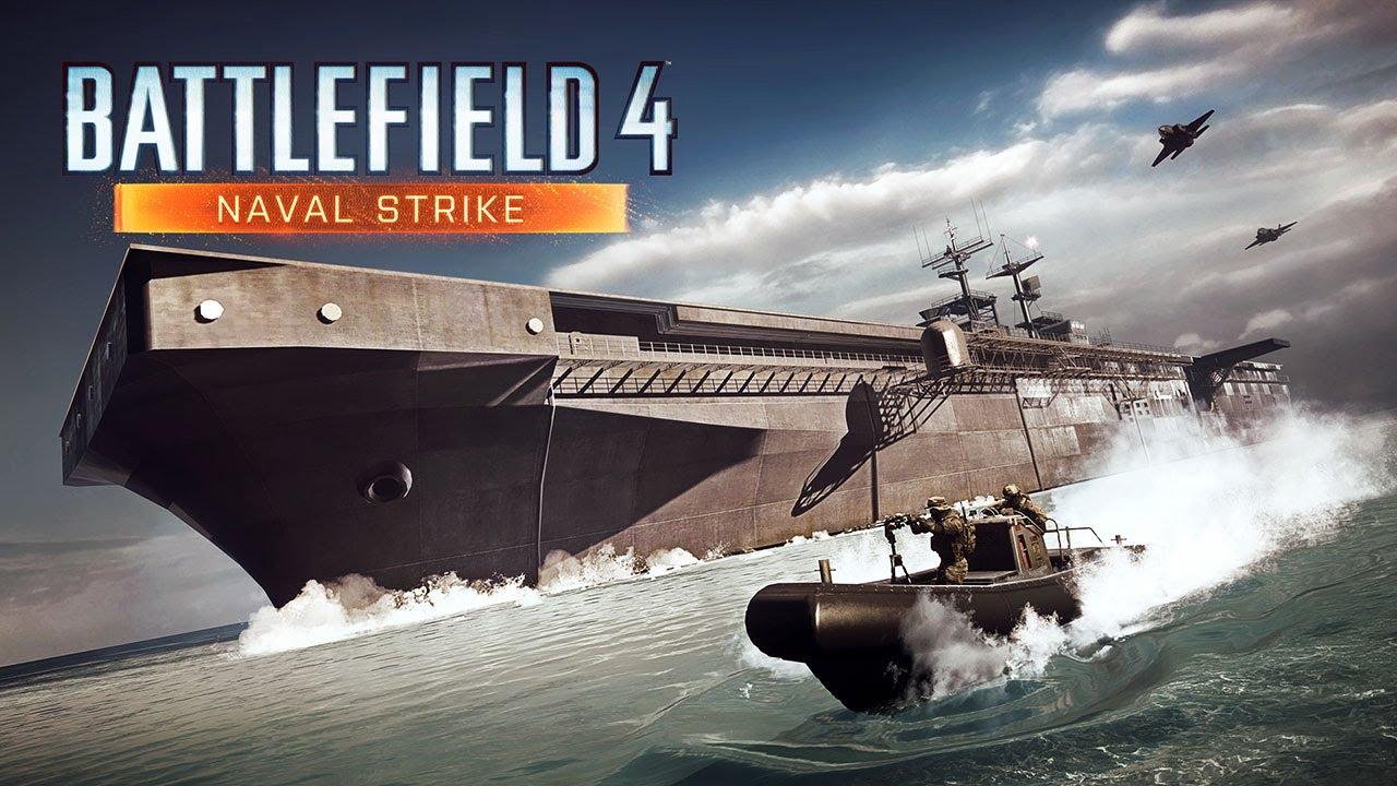 Naval Strike для Battlefield 4