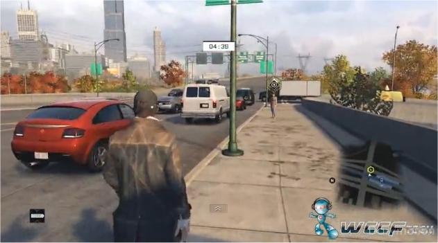 Подробности особенностей визуальной составляющей Watch Dogs для Xbox One и PS4