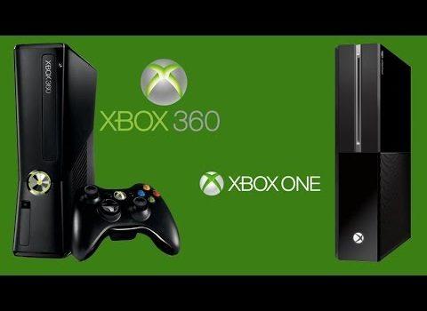 В Microsoft ведутся разговоры об эмуляции Xbox 360 на Xbox One