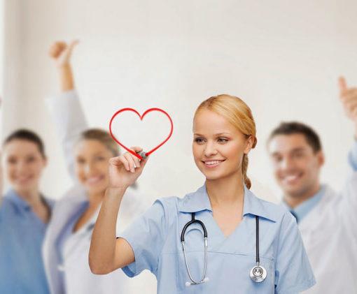 Мобильное приложение для медицинского центра