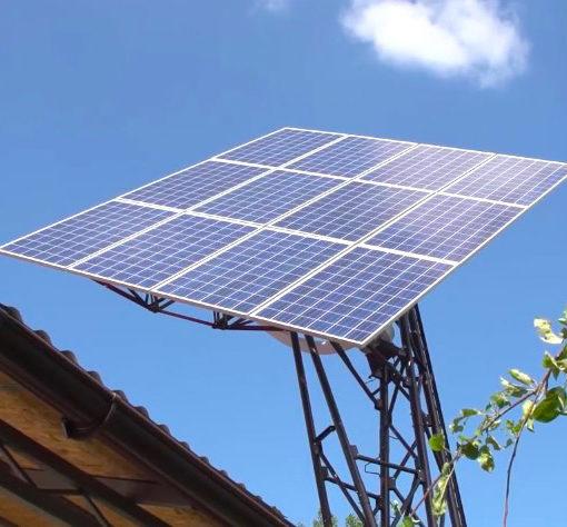 Разница между солнечной и фотоэлектрической станцией.