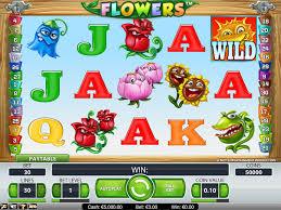 Лучшие игровые аппараты клуба Azino 777: слот Flowers