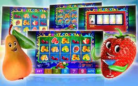 Самые популярные игровые автоматы: слот Fruit Cocktail