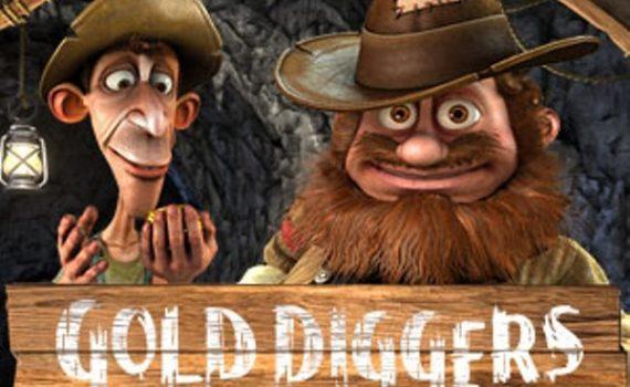 Играть в слот Gold Diggers на деньги