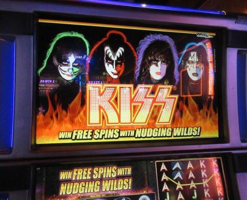 Самые популярные слоты в интернете: аппарат Kiss