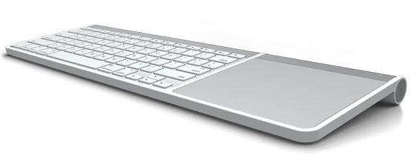 Оригинальная клавиатура для iOS-устройств