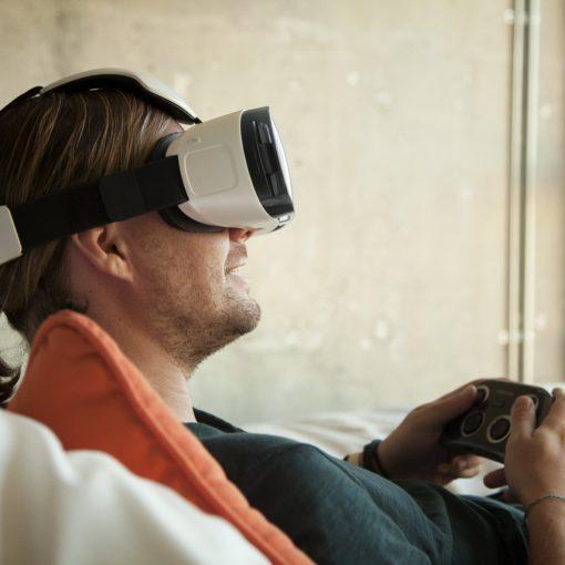 Разработка VR приложений